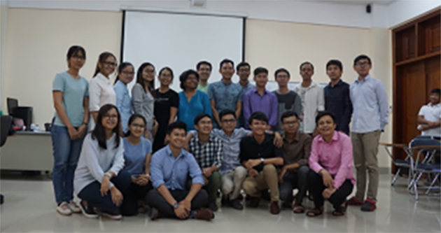 Bringing Neuroscience to Cambodia - May 2018 | American Academy of